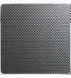 46 CARBONO RECTANGULO EN LINEA NEGRO DEGRADADO