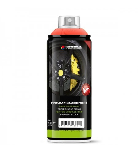 Pintura Pinza De Freno 400ml Montana Spray Mtn