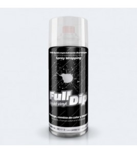 VINILO LIQUIDO FULL DIP COLOR SOLIDO SPRAY Y 4 LITROS