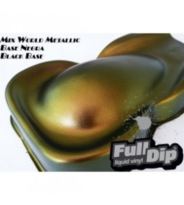 VINILO LIQUIDO FULL DIP COLOR CAMALEON SPRAY Y 4 LITROS