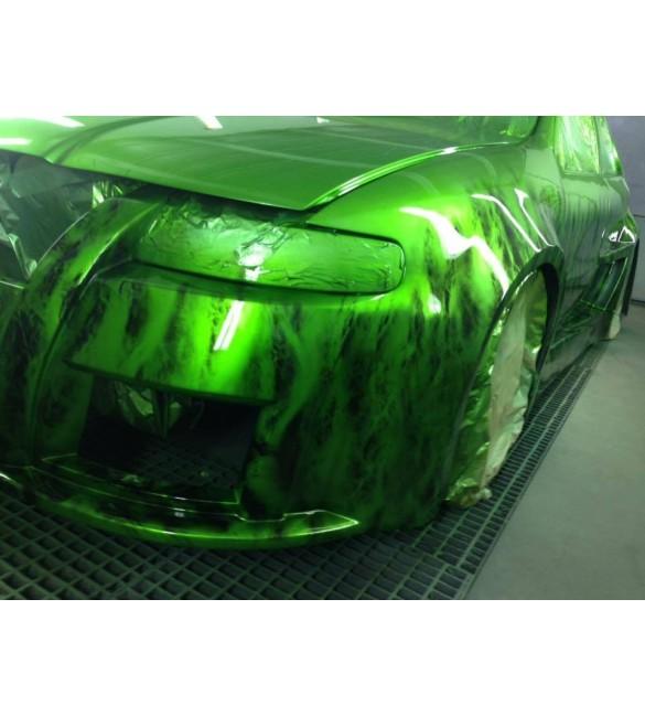 Pintura efecto marmol marblizer para autos y motos for Pintura para marmol