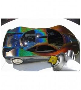 PINTURA SPRAY CON ESFECTO 3D HOLOGRAFICO