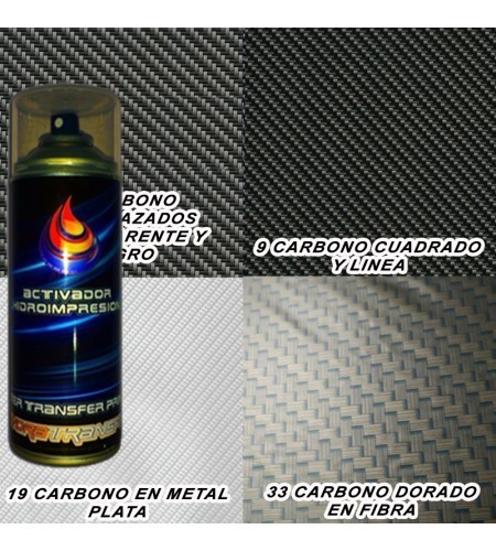 KIT HIDROIMPRESION SPRAY BASICO