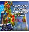 TUTORIAL DE COMO HACER HIDROGRAFIA CASERA BIEN EXPLICADO