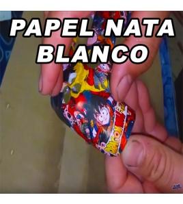 PAPEL NATA O PAPEL CALCOMANIA HOJA BLANCA