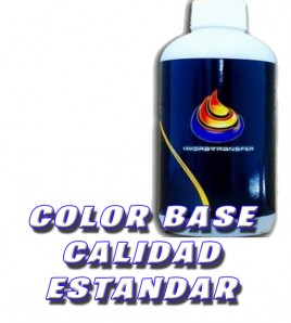 ECONOMICA COLOR BASE HIDROIMPRESION WATER TRANSFER PRINTING