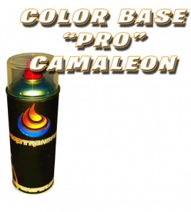 COLOR BASE PRO COLORES CAMALEON PARA HIDROIMPRESION