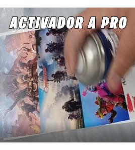 ACTIVADOR A PRO PARA LAMINAS BLANCAS DE HIDROIMPRESION