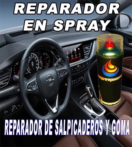 REPARADOR O RESTAURADOR DE PLASTICO Y GOMA