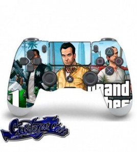 PERSONALIZAR MANDO PLAY PS3 GTA