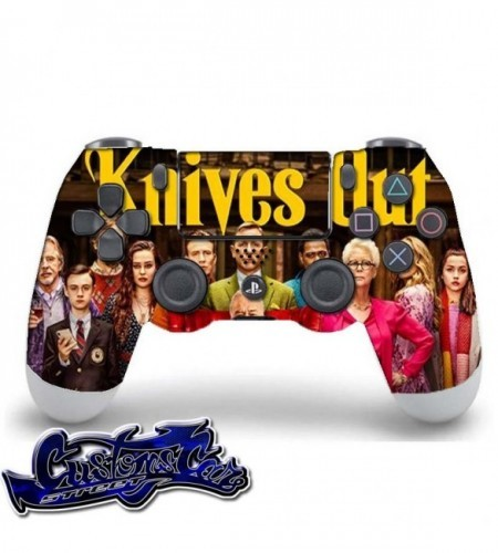 PERSONALIZAR MANDO PLAY PS3 KNIVES OUT
