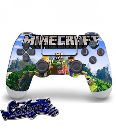 PERSONALIZAR MANDO PLAY PS3 MINECRAFT