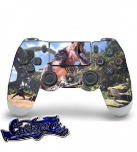 PERSONALIZAR MANDO PLAY PS3 MOSTER HUNTER