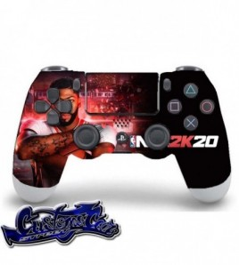 PERSONALIZAR MANDO PLAY PS3 NBA