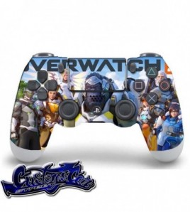 PERSONALIZAR MANDO PLAY PS3 OVERWATCH