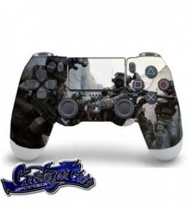 PERSONALIZAR MANDO PLAY PS3 CALL OF DUTY