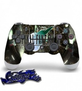 PERSONALIZAR MANDO PLAY PS3 FINAL FANTASY VII