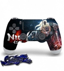 PERSONALIZAR MANDO PLAY PS4 NIOH