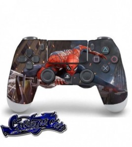 PERSONALIZAR MANDO PLAY PS4 SPIDERMAN