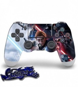 PERSONALIZAR MANDO PLAY PS4 STAR WARS JEDI