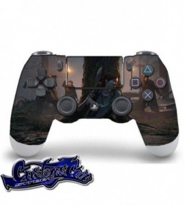 PERSONALIZAR MANDO PLAY PS4 THE LAST OF US PART II
