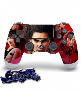 PERSONALIZAR MANDO PLAY PS4 YAKUZA LIKE A DRAGON