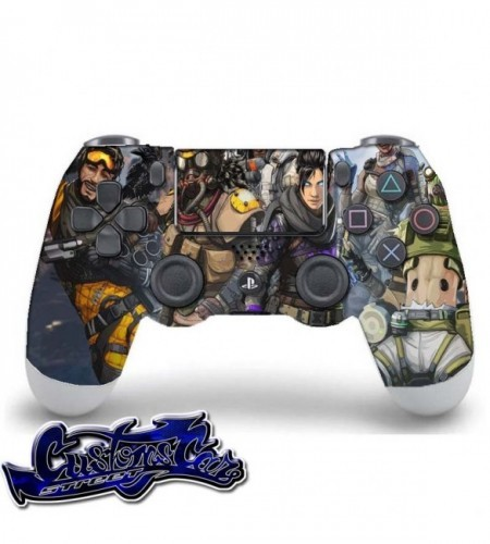 PERSONALIZAR MANDO PLAY PS4 APEX LEGENDS