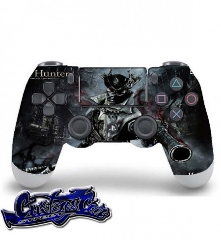 PERSONALIZAR MANDO PLAY PS4 BLOODBORNE