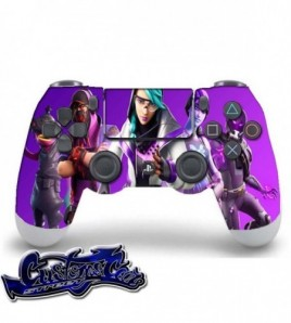 PERSONALIZAR MANDO PLAY PS4 FORTINE