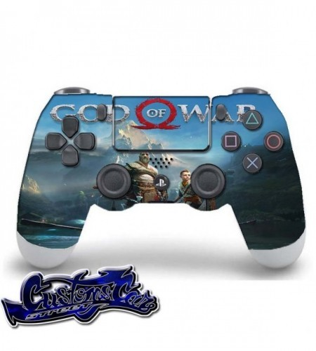 PERSONALIZAR MANDO PLAY PS4 GOD OF WAR