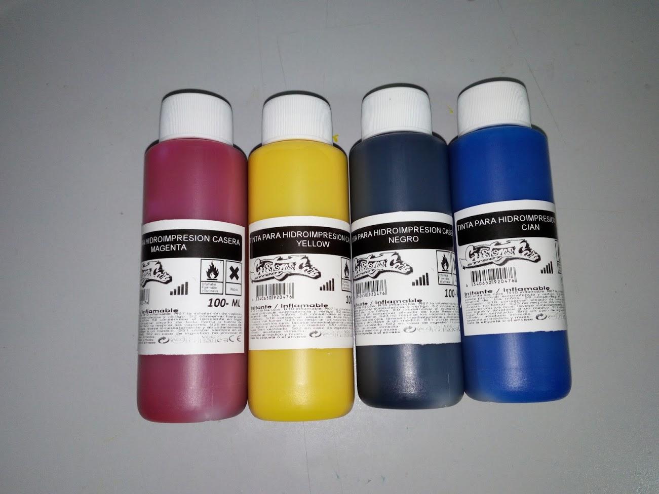 Cual Es La Mejor Tinta Para Imprimir Laminas Blancas De Hidroimpresion